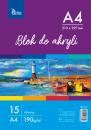 Blok do akryli KB012-A4
