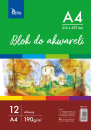 Blok do akwareli KB011-A4