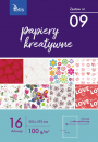 KB030-09 Papiery Kreatywne