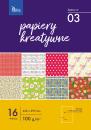 KB031-03 Papiery Kreatywne zestaw